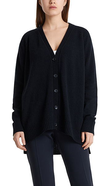 High-quality knitted jacket