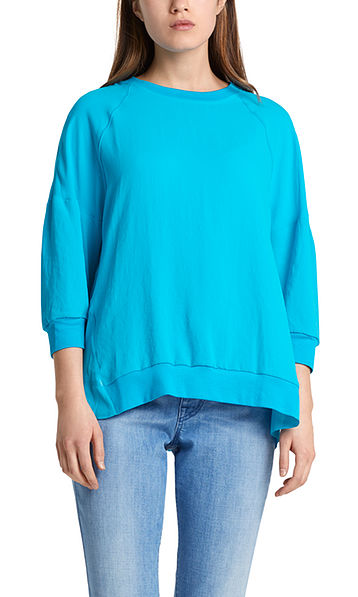 Wijd blouseshirt