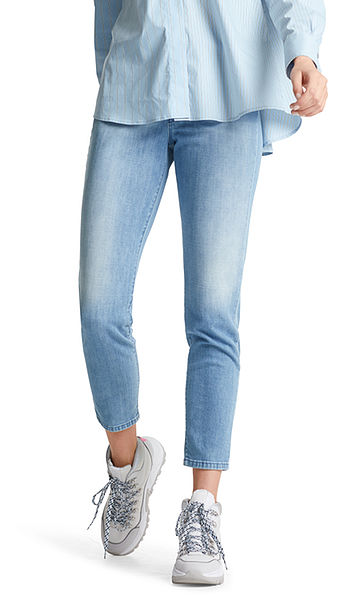 Casual five-pocket jeans