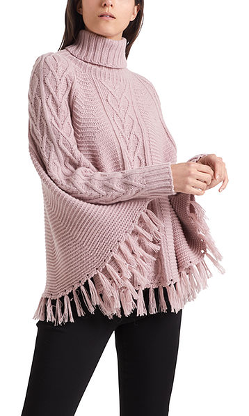 Cape Knitted in Germany