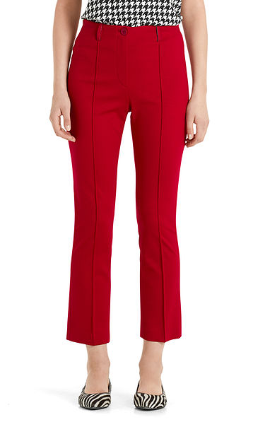 Pantalon en viscose stretch
