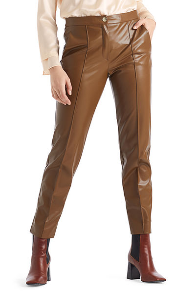 Modern fun nappa pants