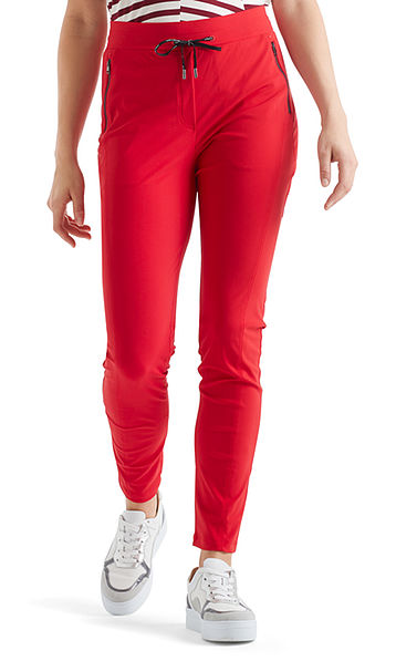 Pantalon stretch ajusté
