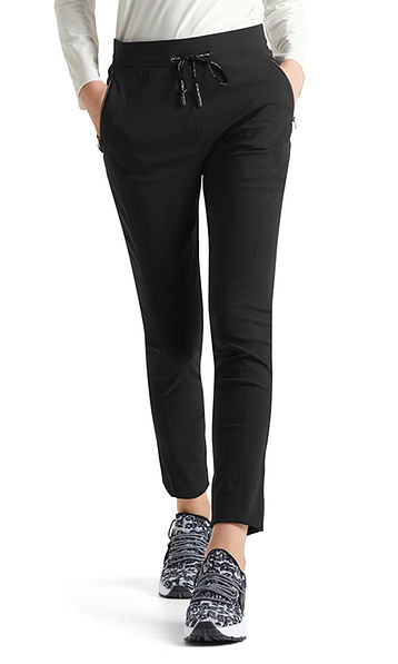 Pantalon stretch ajusté