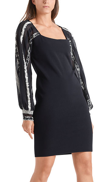 Statement-Kleid Knitted in Germany
