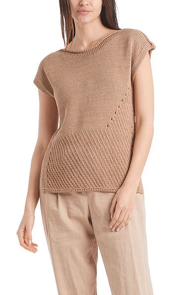 """Top """"Knitted in Germany"""""""