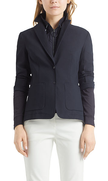 Blazer aus Cottonstretch
