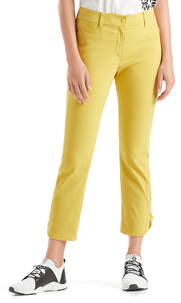 Pants in stretch cotton