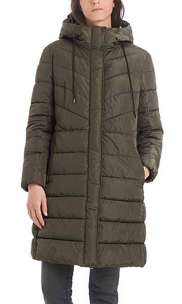 Coat with 3M Thinsulate™ insulation
