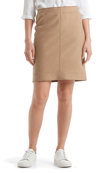 """Skirt """"Knitted in Germany"""""""