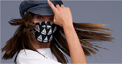 T-Shirt and Masks Campaign